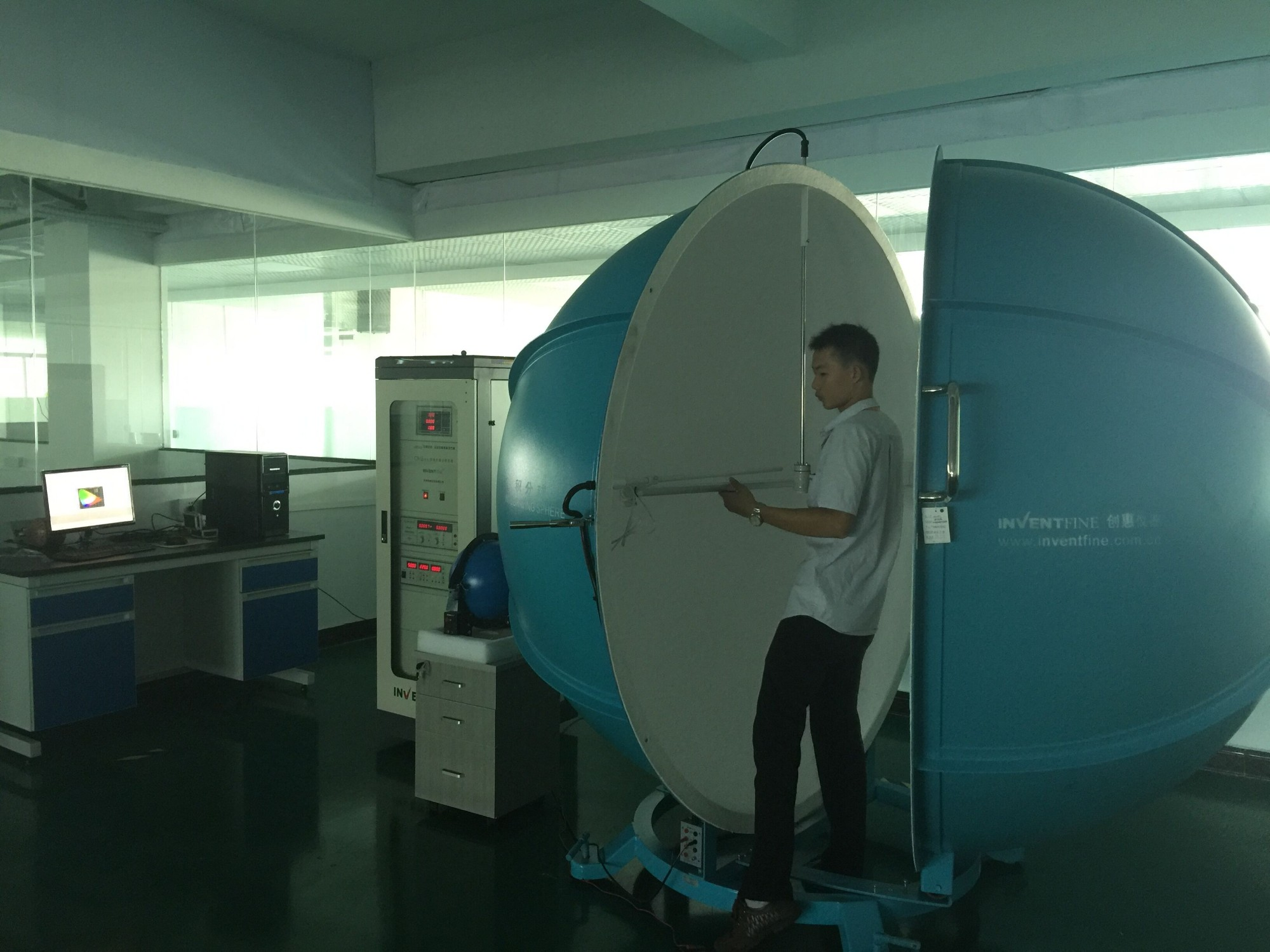 CMS-3000S光谱分析仪(积分球).jpg
